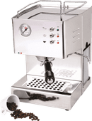 Quick Mill 3000 Stainless Steel Silver