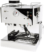 Quick Mill 3035 Stainless Steel Silver