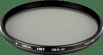 Hoya HRT Polarization Filter and UV Coating 58mm