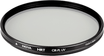 Hoya HRT polarizing filter and UV coating 62mm