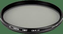 Hoya HRT polarizing filter and UV-coating 77mm