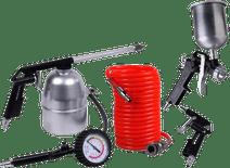 Ferm Compressor Luchtgereedschapset (5-delig)