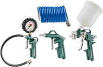Metabo Compressed air set LPZ 4