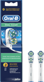 Oral-B Dual Clean (2 pieces)