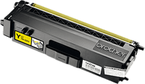 Brother TN-325 Toner Cartridge Yellow (High Capacity)
