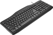 Trust Classic Line Keyboard QWERTY