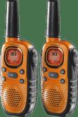 Topcom Twintalker 9100 Long Range Waterproof walkie-talkie
