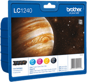 Brother LC-1240 Cartridges Combo Pack
