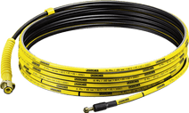Kärcher Sewer Cleaning Hose 7.5 Meters Yellow/Black