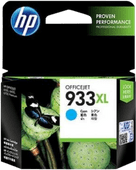 HP 933XL Cartridge Cyaan