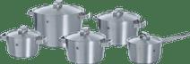 BK Conical+ 5-piece Cookware set