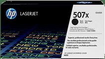 HP 507X Toner Zwart (Hoge Capaciteit)