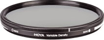 Hoya Variabel ND filter 52mm