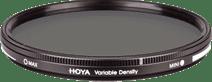 Hoya Variabel ND filter 55mm