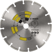 Bosch Diamond disc Universal 230 mm