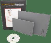 Falcon Eyes Grijskaarten 1x A5, 1x 10 x 15 + Instructie CD