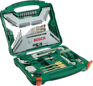 Bosch X-Line 103-piece Accessory Set 'Titanium Plus'