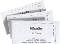 Miele Air-clean filter SF-SAC20 / 30 (3 pieces)