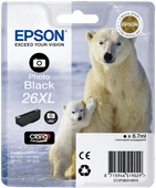 Epson 26 XL Cartridge Photo Black (C13T26314010)