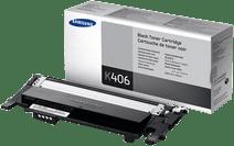 Samsung CLT-K406S Toner Zwart