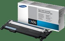 Samsung CLT-C406S Toner Cyaan
