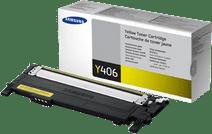 Samsung CLT-Y406S Toner Yellow