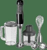 KitchenAid Staafmixerset Onyx Zwart
