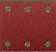 Makita Schuurstrook 114x102 mm K180 (10x)