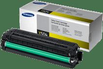 Samsung CLT-Y504S Toner Geel
