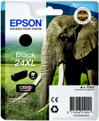 Epson 24XL Cartridge Zwart