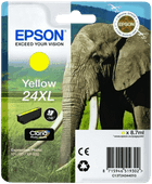 Epson 24XL Cartridge Geel