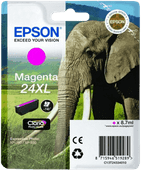 Epson 24XL Cartridge Magenta