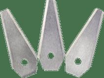 Bosch Reservemessen (3x) Indego