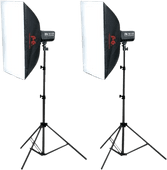 Falcon Eyes Studio Flash Set SSK-2200D