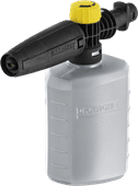 Kärcher Foam Nozzle Adjustable 0.6 liters