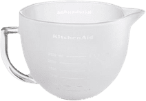 KitchenAid 5K5GBF Milk Glass Bowl 4.83L