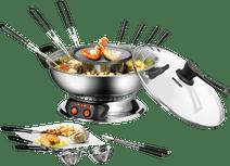 Unold Chinese Fonduepan