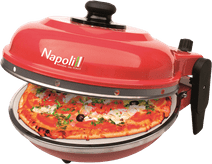 Optima Napoli Pizza Oven Red