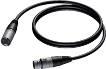 ProCab CAB901 XLR Cable 3 Meters