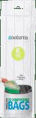 Brabantia Compostable Garbage Bags Code K - 10 Liter (10 pieces)