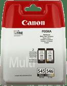 Canon PG-545/CL-546 Cartridges Combo Pack