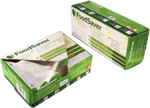FoodSaver Fresh food bags 20x29cm 48 pieces