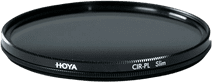 Hoya PL-CIR SLIM 62mm Polarisatiefilter