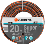 """Gardena Premium SuperFLEX Garden hose 1/2"""" 20m"""