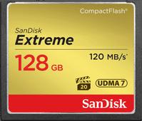 Sandisk CF Extreme 128GB 120MB/s