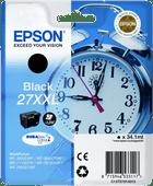 Epson 27XXL Cartridge Zwart