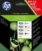HP 920XL Cartridges Combo Pack