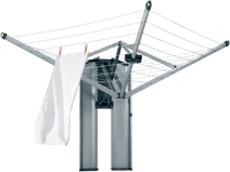 Brabantia wall drying rack WallFix 24 meters with protective box