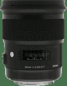 Sigma 50mm f/1.4 DG HSM Art Canon 50mm lens
