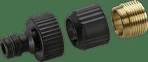 Karcher Connection for indoor plumbing